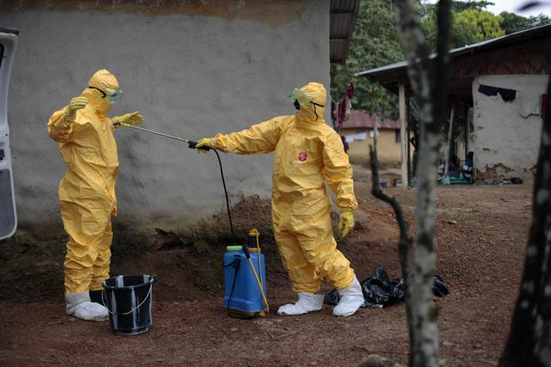Aid agency Oxfam, which works in the two worst-hit countries—Liberia and Sierra Leone—issued a stark call for more troops, funding and medical staff to be sent to the west African epicentre of the outbreak. Photo: AP