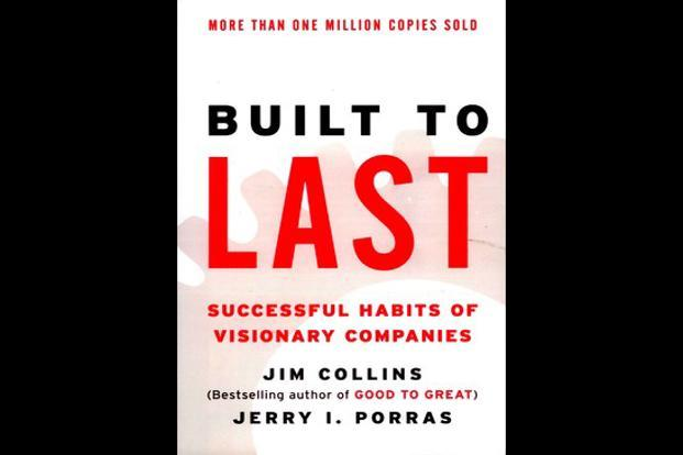 The Best Book on Leadership I have read | Built to Last
