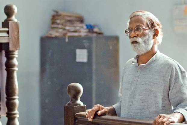 Vira Sathidar plays the lead role of a Dalit protest singer.