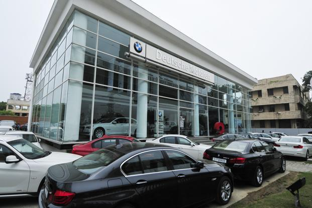 Bmw Used Cars India