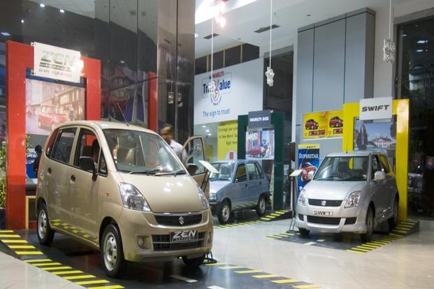 Maruti Expects Shift In Demand For Petrol Cars Livemint