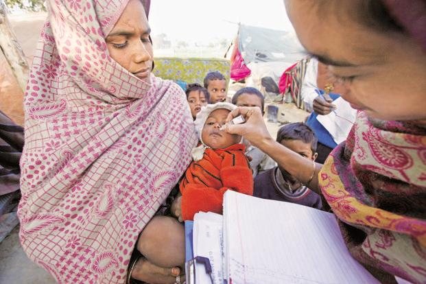 Mahila Shishu allows one-time registration for all departments concerned with the welfare of women and children from anywhere in the world through an Internet connection. Photo: Hindustan Times