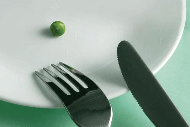 Eating smaller portions is an effective diabetes- prevention technique.
