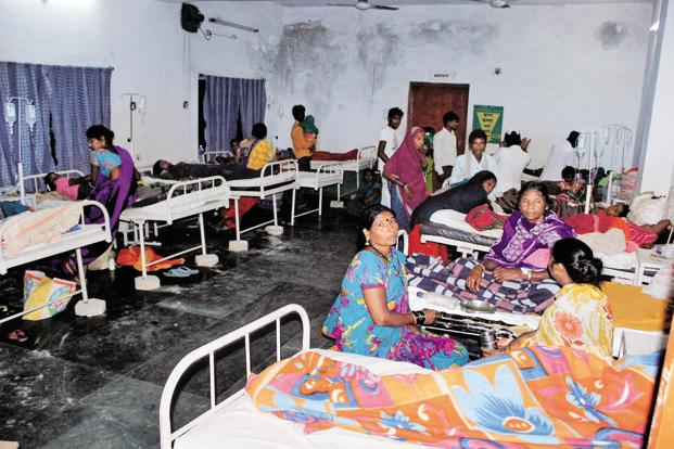 The tragedy at Bilaspur highlights the perils of sterilization camps or one-day drives. Photo: Reuters