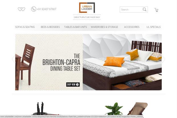 The Investment Comes Four Months After The Online Furniture Retailer Raised  Close To U003cspan Class