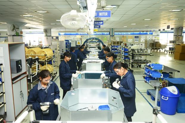 Manufacturing Sector Lacklustre Growth Plays Spoilsport