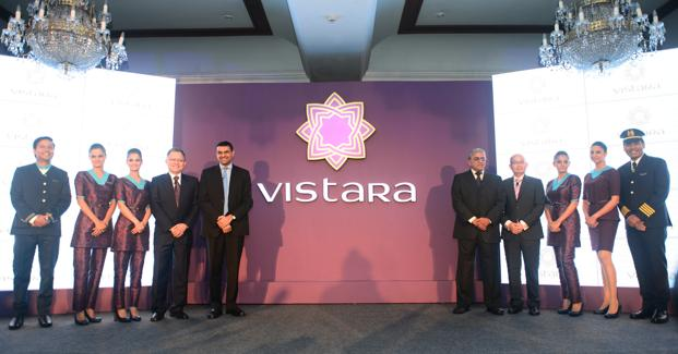 Image result for vistara launch