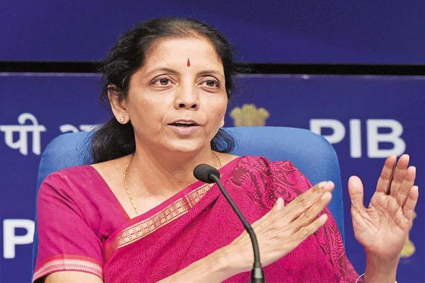 Balance of trade not in India's favour: Nirmala Sitharaman