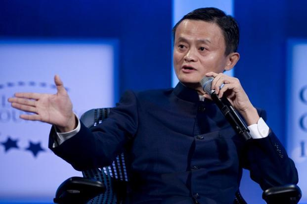 jack ma becomes asia s richest person passing hong kong s li ka shing livemint. Black Bedroom Furniture Sets. Home Design Ideas
