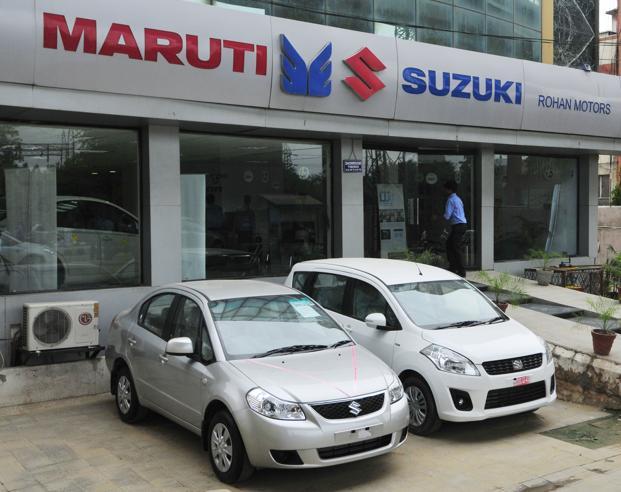 Maruti Car Prices In