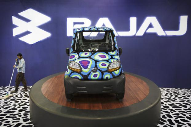 new car launches march 2014 indiaPILs stall march of Bajaj Autos quadricycle in India and abroad