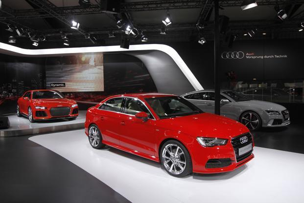 Audi Claims Top Slot In 2014 Sales In India Livemint