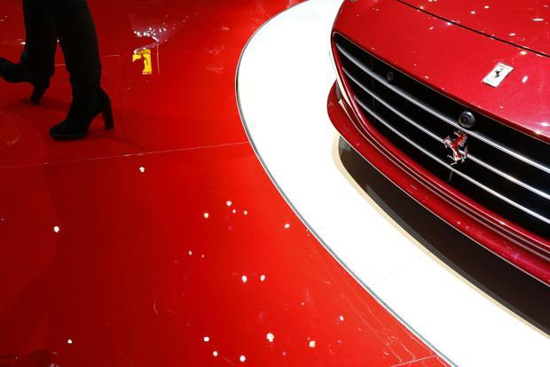 Earlier Ferrari was selling its range of models including the Ferrari California, 458 Italia and 599GTB Fiorano in India, which were priced between <span class='WebRupee'>Rs.</span>2.2 crore and <span class='WebRupee'>Rs.</span>3.4 crore. Photo: Bloomberg
