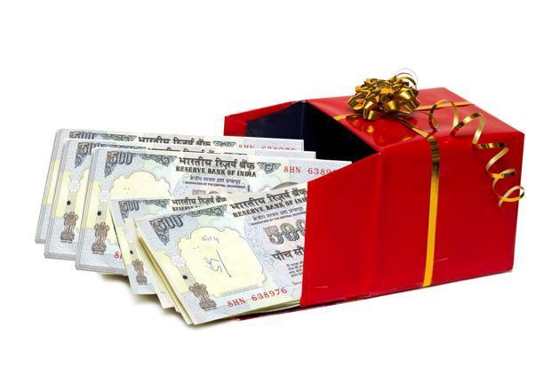 Налог на деньги в подарок 88