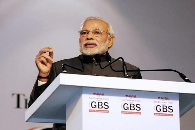The government will ensure that many more schemes utilise the direct benefit transfer (DBT) platform, Modi said. Photo: PTI