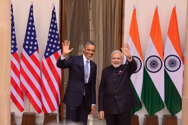 political relationship between india and usa