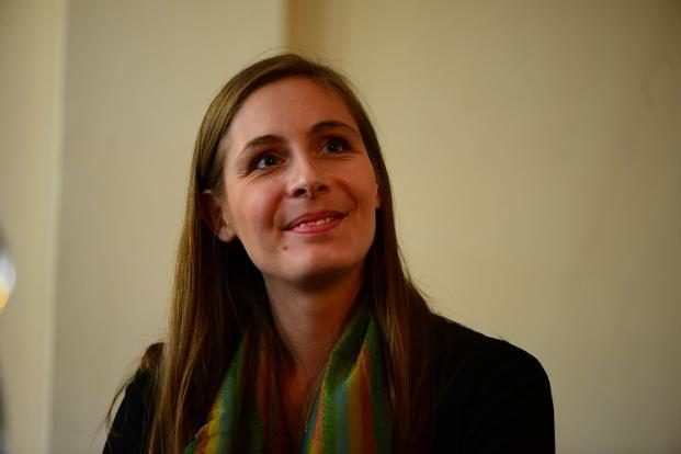 Eleanor Catton, won the Man Booker Prize 2013 for her debut novel The Luminaries. Photo: Mint