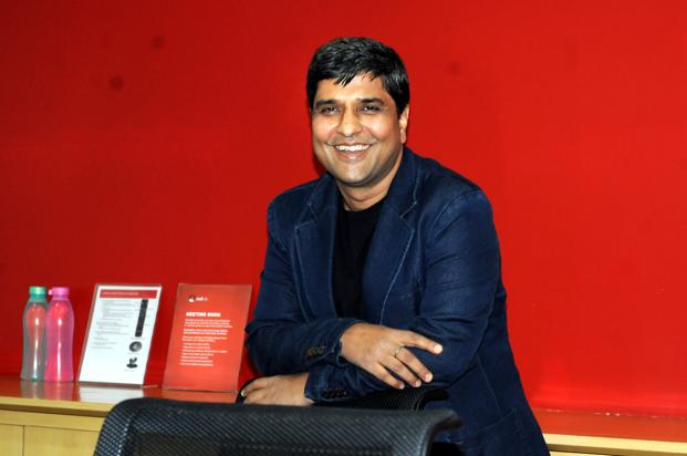 Rajesh Rajan, language maintainer at Red Hat India. Photo: Mint