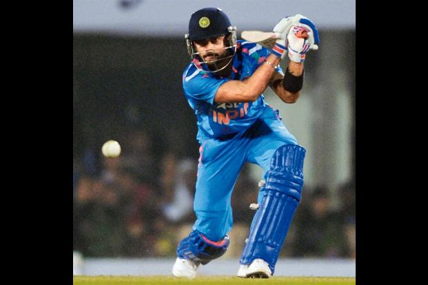 The Art Of Being Virat Kohli Livemint