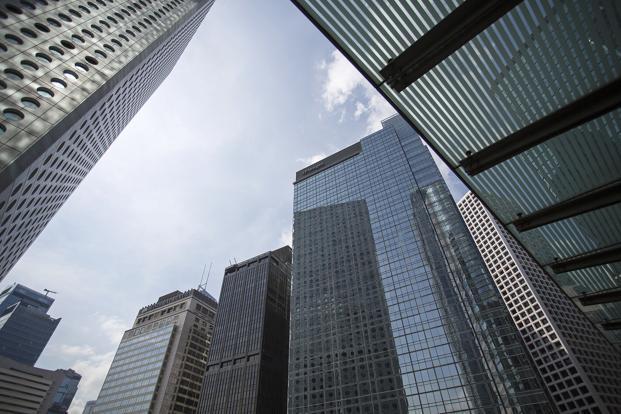 Hong Kong, New York offer world's lowest office yields ...