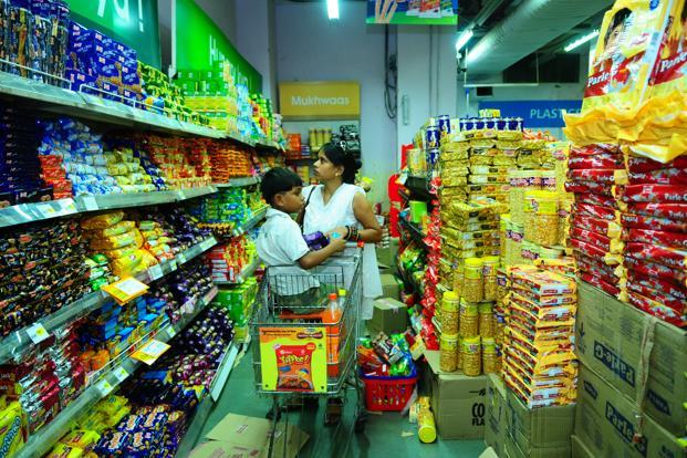 Food And Grocery Retail Market In India