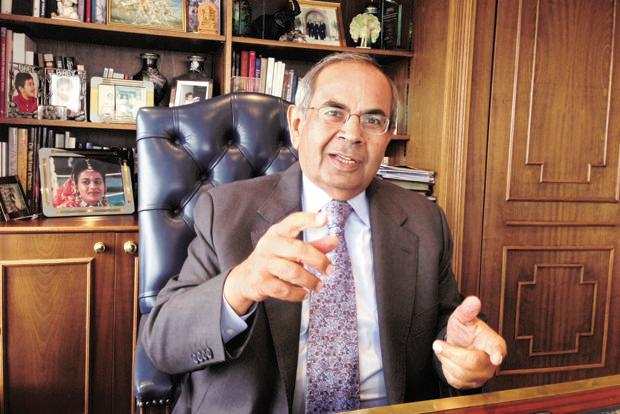 A file photo of group co-chairman Gopichand P. Hinduja.