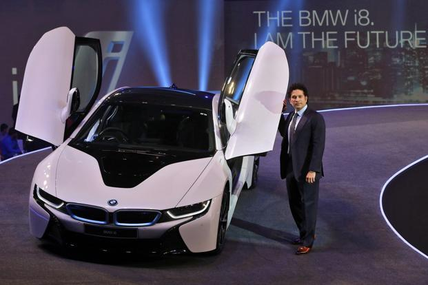 BMW i8 launched in India - Livemint