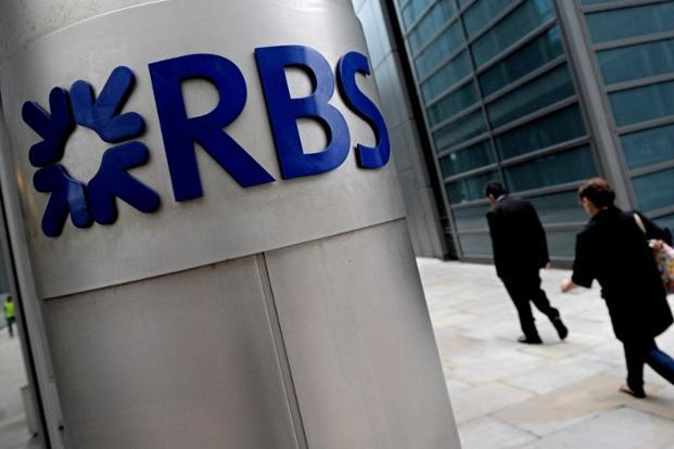 UK-based RBS has eight branches in India and employs about 800 people, though its local back-office operations are larger, employing around 10,000. Photo: AFP (AFP)