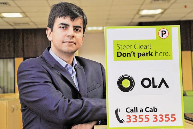 Currently, we are focusing on growth: Ola's Bhavish Aggarwal