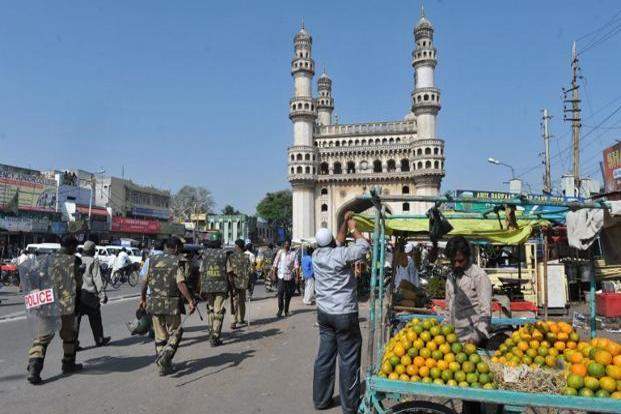 Hyderabad globally ranks 138th on a list of 230 cities around the world in terms of standard of living. Photo: AFP (AFP)