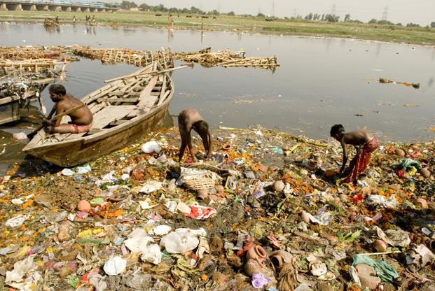 Ganges Water Pollution For Kids Definition