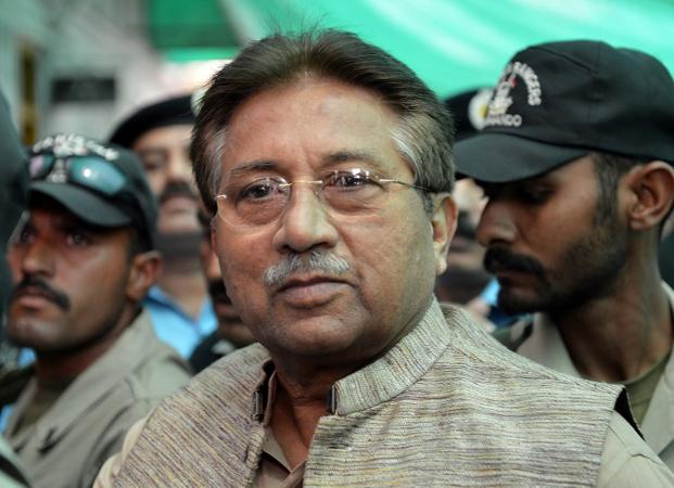 Malik said only Musharraf (above) was entirely responsible for the operation and even PM Nawaz Sharif was not told about the complete Kargil plan. Photo: AFP (AFP)