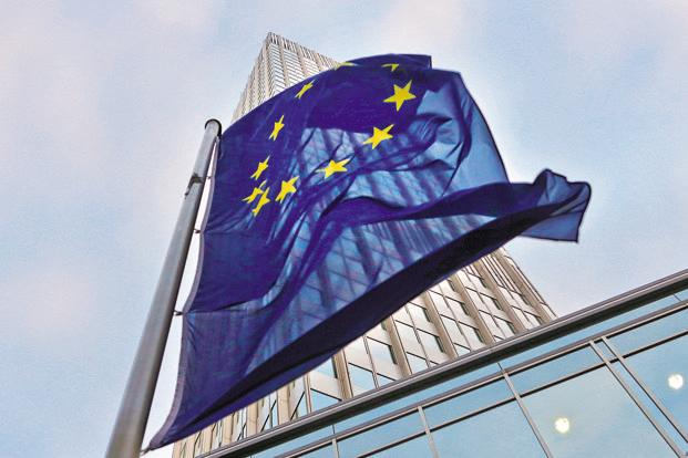 Trade between India and the EU stood at $101.5 billion in 2013-14 and it was $57.25 billion during April-October 2015, according to government figures. Photo: Bloomberg (Bloomberg)