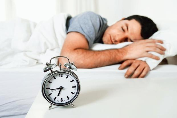 Sleep deprivation lowers concentration levels, says a study. (Sleep deprivation lowers concentration levels, says a study.)