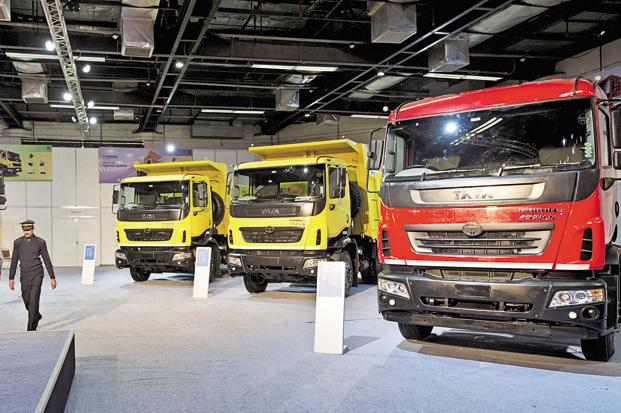Tata Motors Restructuring Commercial Vehicles Unit Livemint
