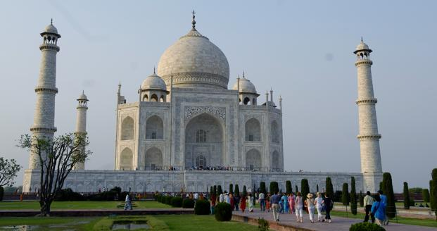 Taj Mahal Emerges As Most Popular Asian Destination For