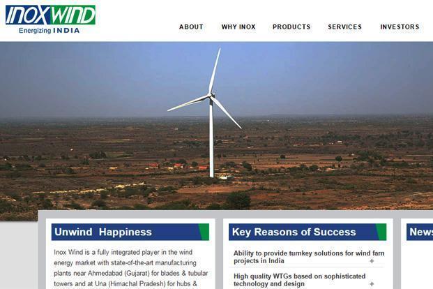 Inox wind ipo shares allotment status
