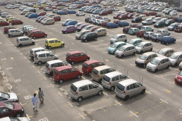 Car sales in FY15 grew first time in three years