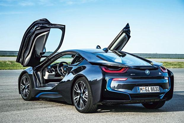 The I8 Has Multiple Driving Modes