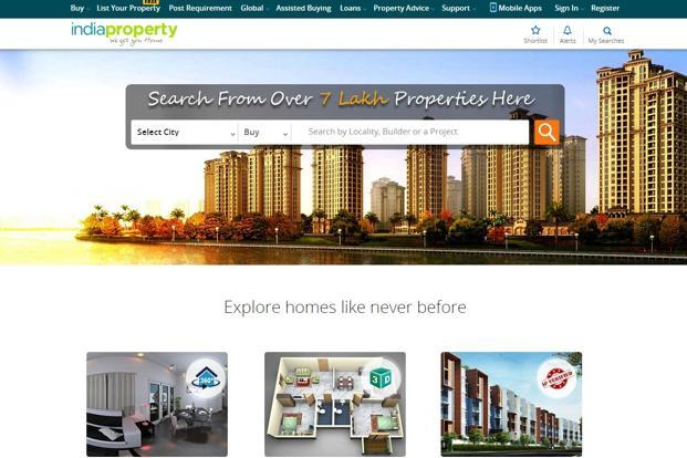 IndiaProperty to raise over $50 million
