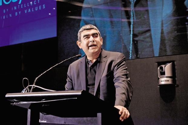 Vishal Sikka hires former SAP executive to run $500 mn innovation fund