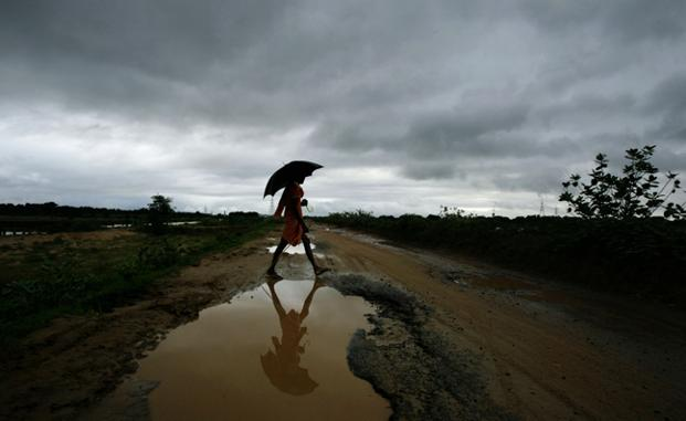 With demand for water expected to rise further, the future appears extremely uncertain. Photo: AP