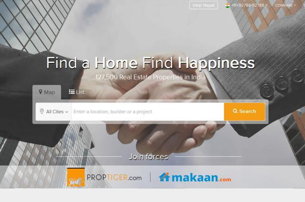 The transaction, which took around three months to close, will see PropTiger.com and Makaan.com continue to function as separate websites for now.