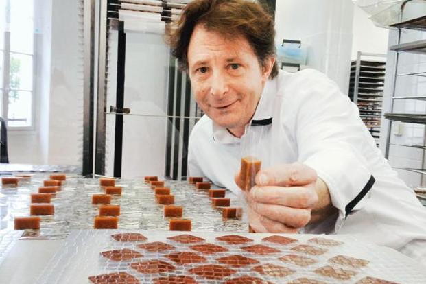 In search of the finest chocolates in Paris