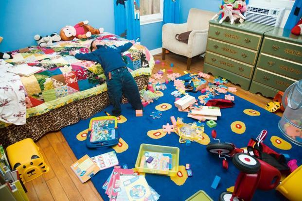 How To Clean Up A Messy Room