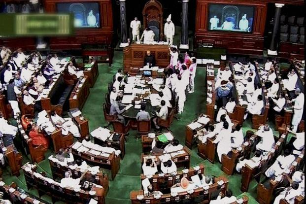 Bjp Mps Hit Wrong Button In Gst Vote Bungle Livemint