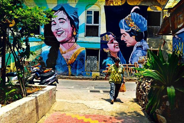 Whose Bandra is it?