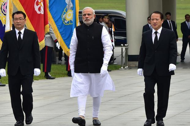 Narendra Modi in Seoul: It's time to 'Act East' and not just 'Look East'