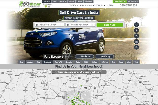 Zoomcar To Expand To 10 More Cities Triple Fleet By December Livemint