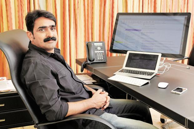 Uday Reddy started YuppTV in 2007 from his basement office in Atlanta, US.